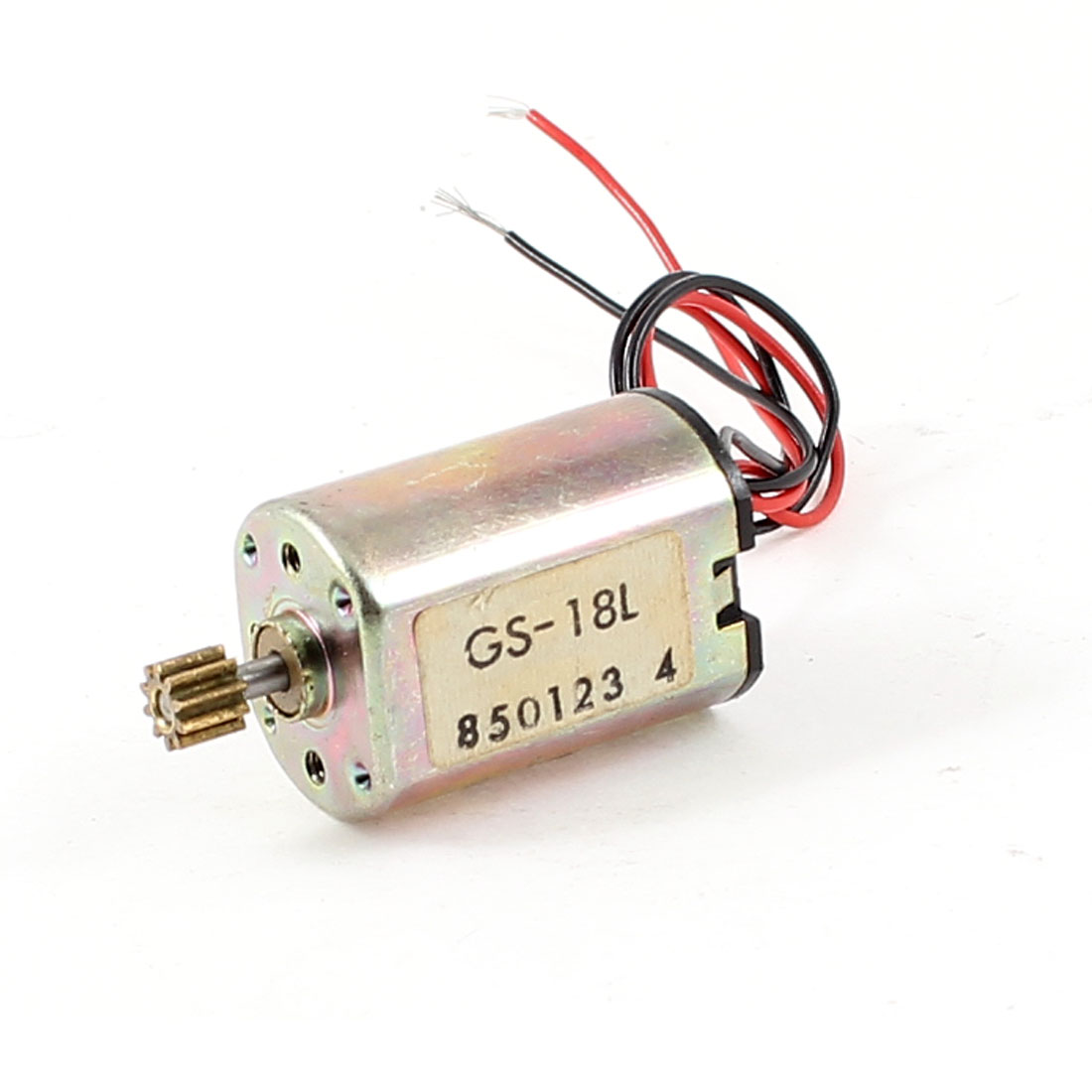 6-12V 2850-11800 RPM Speed Mini Magnetic Cylinder Electric DC Motor for DIY Toy
