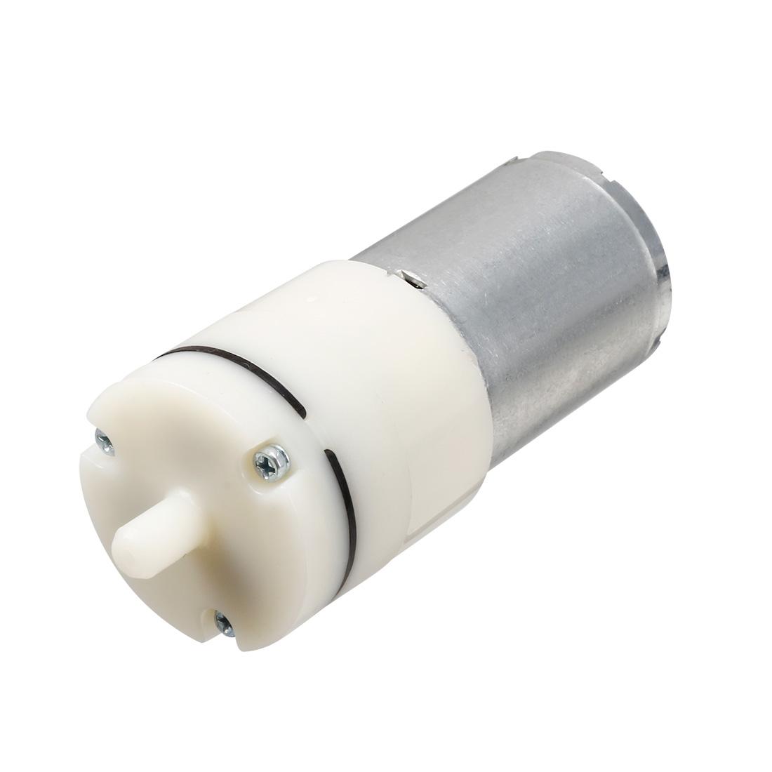 DC 6V Metal Mini Air Pump Motor for Aquarium Tank Oxygen Circulate