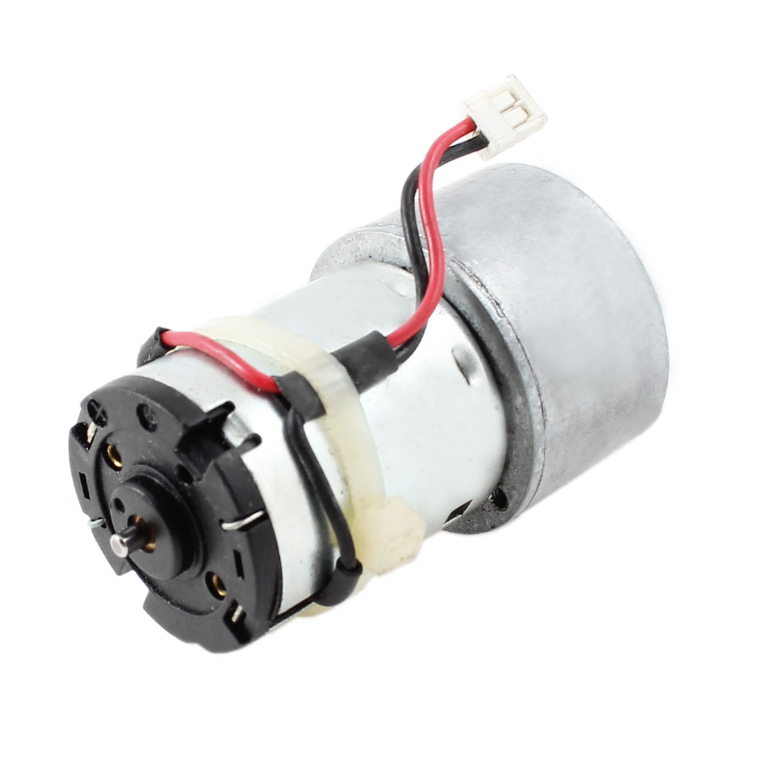 DC 6-12V 5mm Shaft Dia 62-133RPM Output Speed Reducer Electric Geared Motor