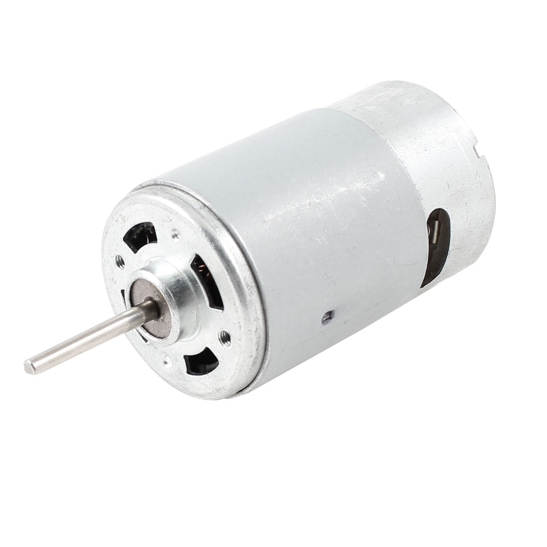 DC 5-12V 6100-16000RPM High Torque 2 Terminal Long Shaft Electric Magnetic Micro Motor