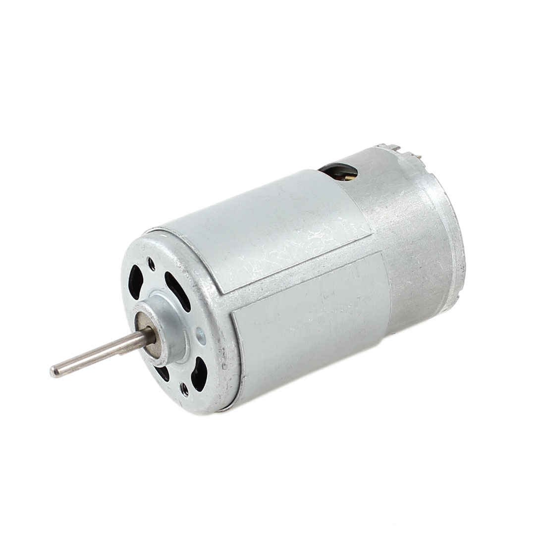 3-9V 6300-21000 RPM Speed Mini Magnetic Cylinder Electric DC Motor for DIY Toy