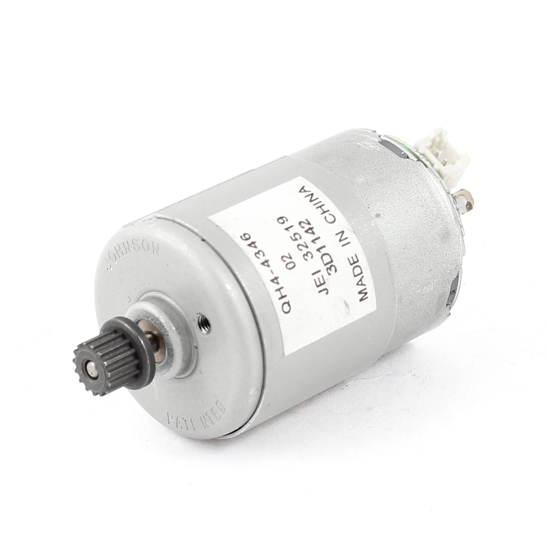 6-24V 2170-9870 RPM High Torque Magnetic Cylinder Electric DC Motor for DIY Toy