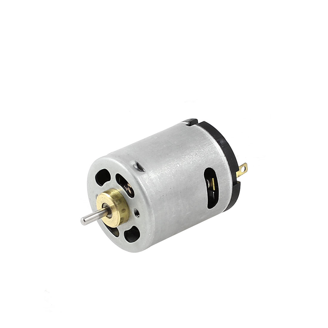DC 1.5-7.2V 2470-3910RPM High Speed 2 Terminal Electric Magnetic Mini Micro Motor