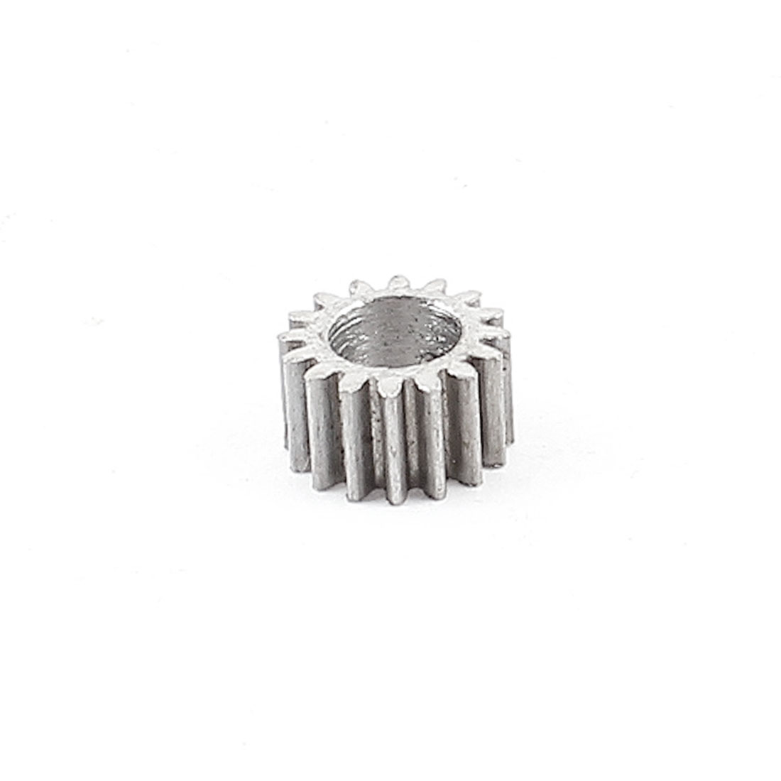 5mm Hole Dia 16 Teeth 0.48mm Pitch Metal Spur Gear Wheel for Electrical Machine