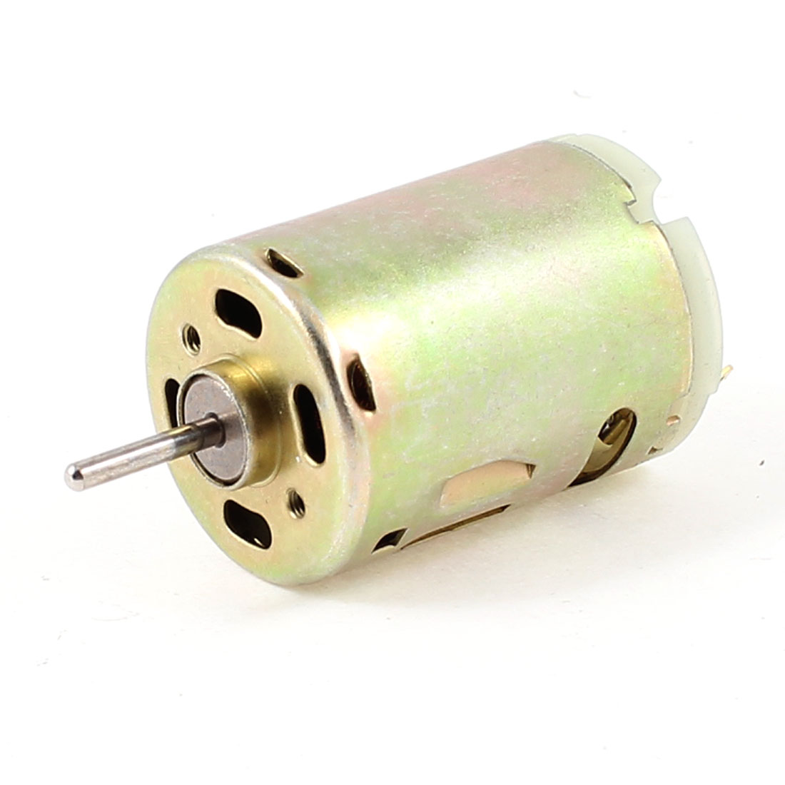 DC9V 13700RPM Rotary High Speed 2.3mm Shaft Dia Magnetic Mini Motor for DIY Toy