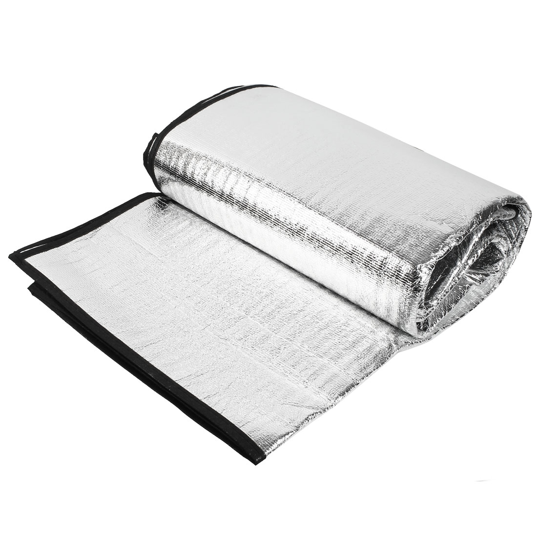 Portable Outdoor Camping Dual Side Aluminum Foil Waterproof Sleeping Pad Mat Mattress