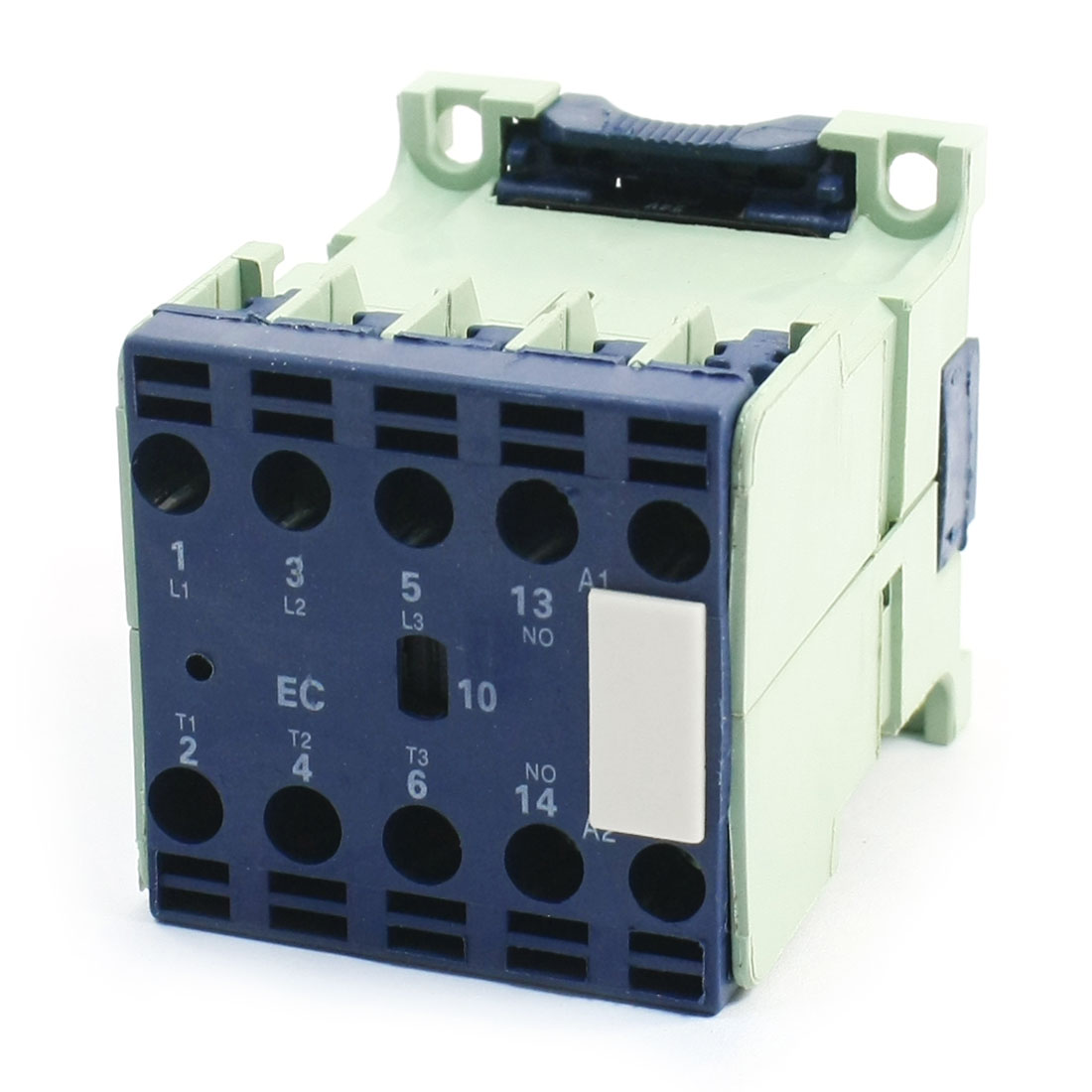 12A 3 Phase 1NO AC Contactor DIN Rail Mount 24V Coil CJX2-1210E