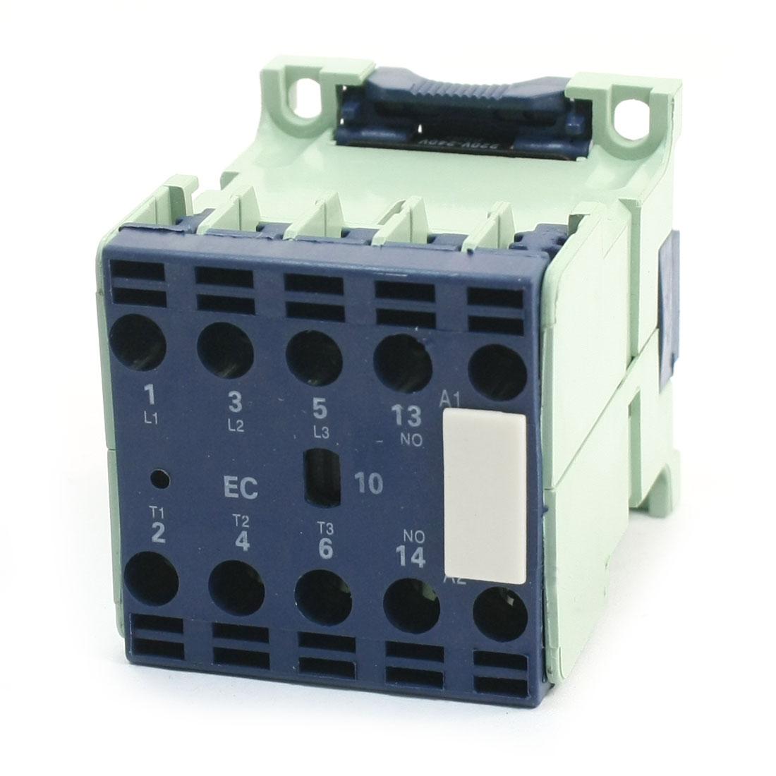 AC Contactor AC220-240V 60Hz Coil 12A 3 Phase 1NO CJX2-1210E