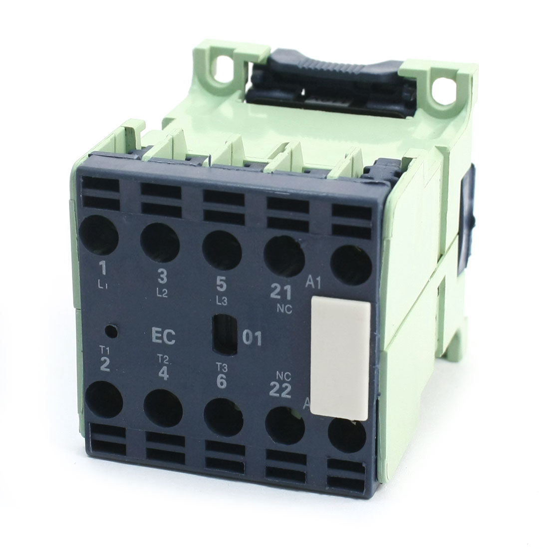 660V 3 Phase 3P 1NC AC Contactor DIN Rail Mount 24V Coil CJX2-1201E