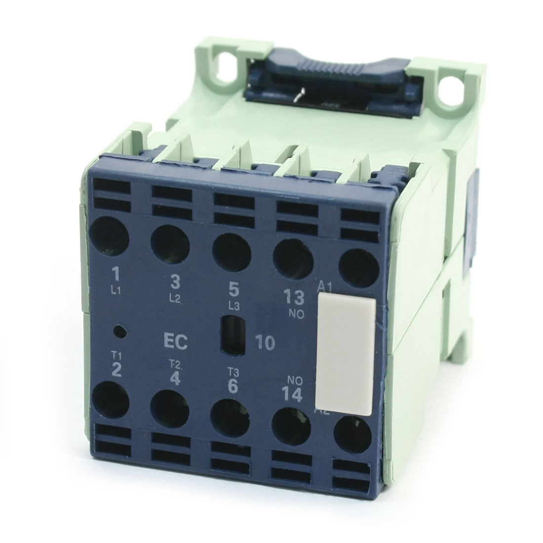 3P 1NO 36V Coil 40mm x 35mm DIN Rail Mounting AC Contactor CJX2-1210E