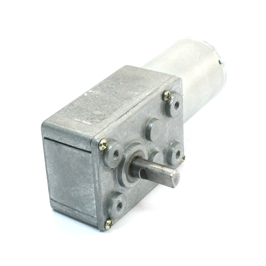 12V 3500 r/min High Torque Speed Reducer DC Worm Gear Motor JSX5300-370
