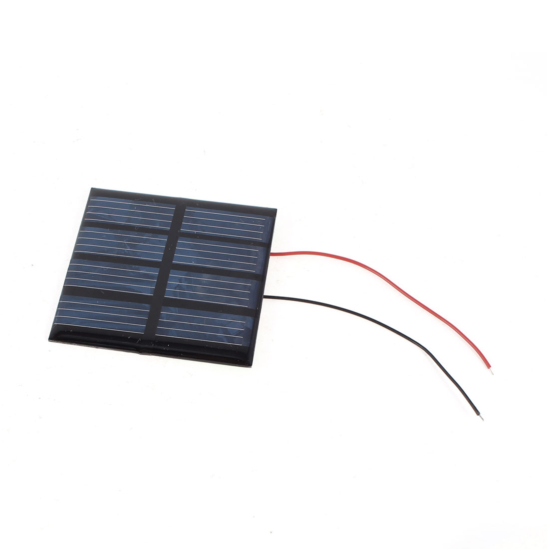2V 150mA 54mm x 53mm Square Shape Solar Energy Conversion Panel