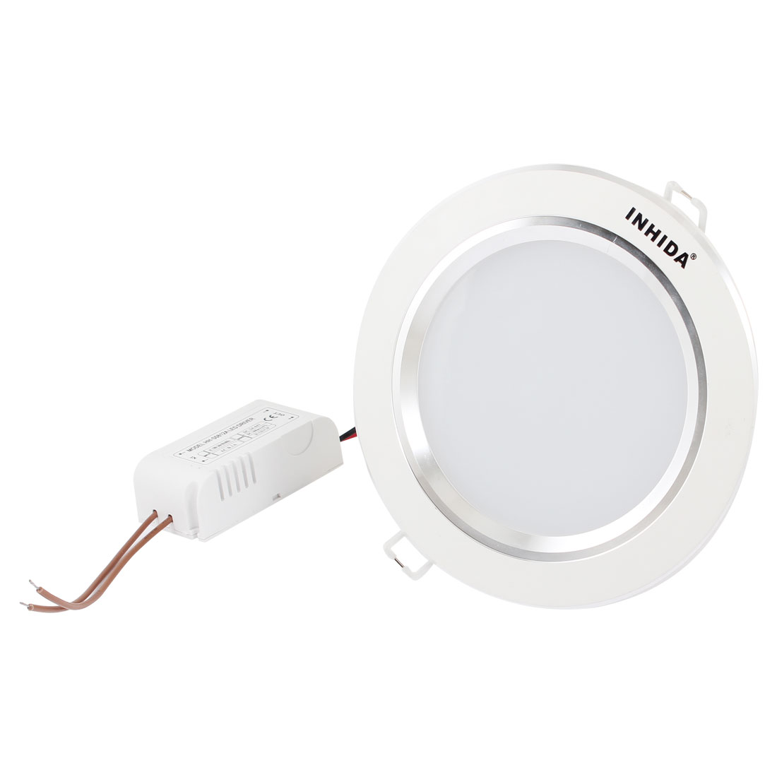 AC 100-240V 10W 3000-3200K Warm White LED Down Light Ceiling Lamp