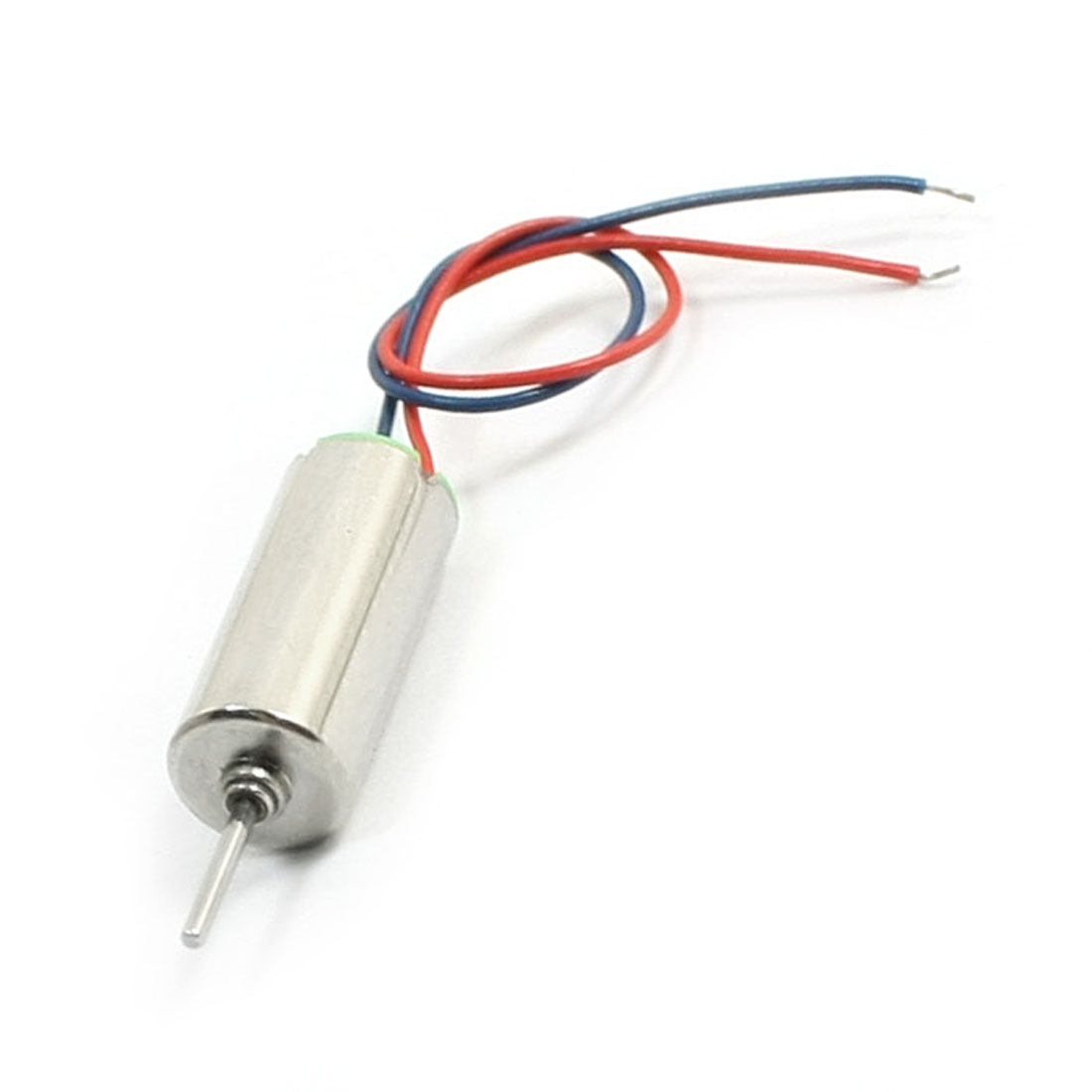 7mm x 14mm DC3V 8000r/min 2 Wire Cylinder Hollow Cup Motor for RC Plane