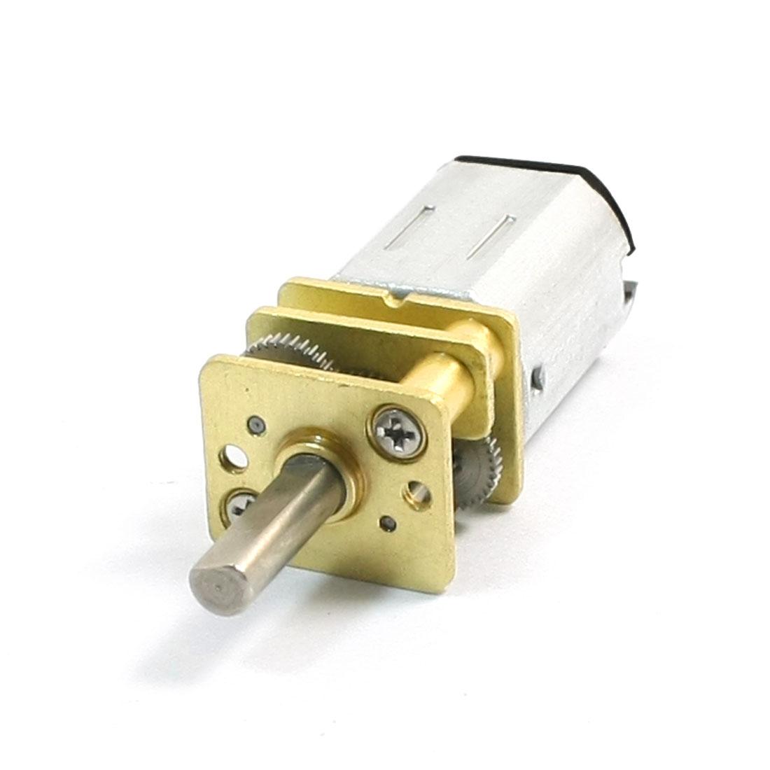 GA12-N20 DC 12V 148r/min Speed Reducer Gear Motor for Electric Lock