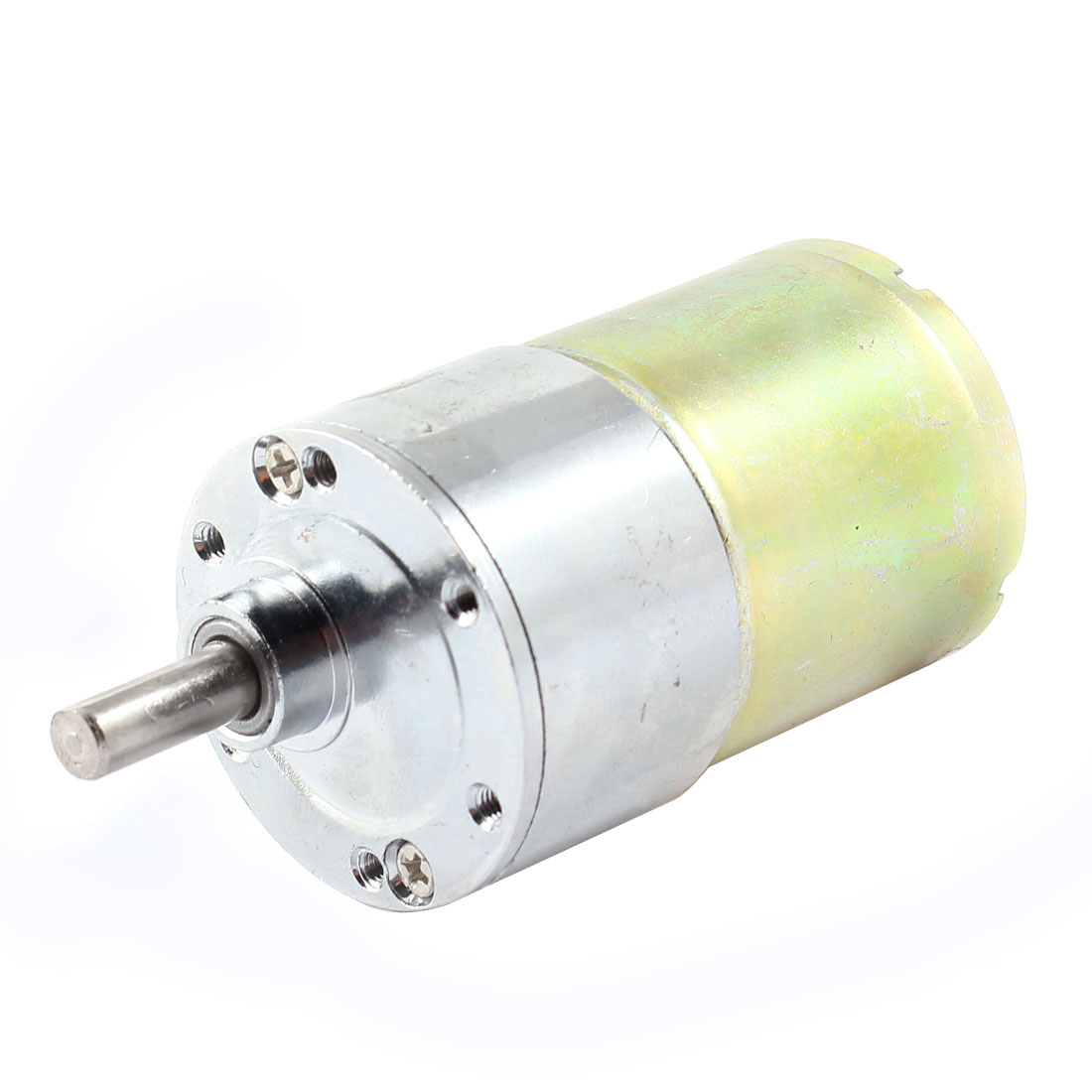 DC 24V 0.33A 8.6kg.cm Torque 37mm Dia Magnetic DC Gear Box Motor 200 RPM