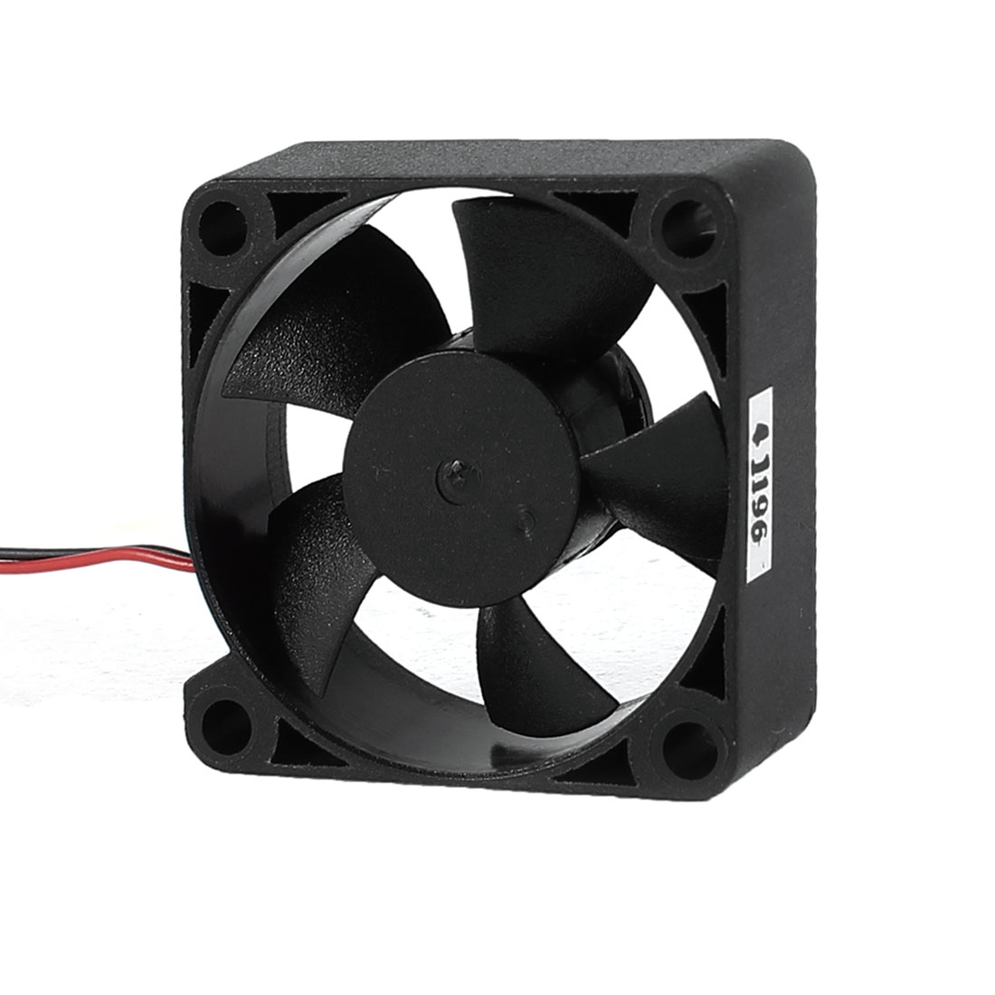 DC 12V 0.09A 35mm x 10mm Cooling Fan Black for Chipset CPU Cooler Heat Sink