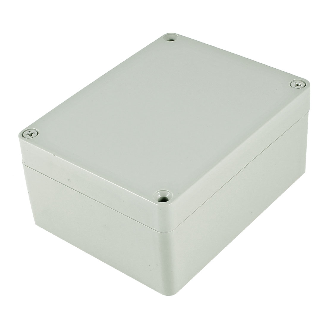 115x90x54mm Plastic Case DIY Junction Box Joint Hinged Lid