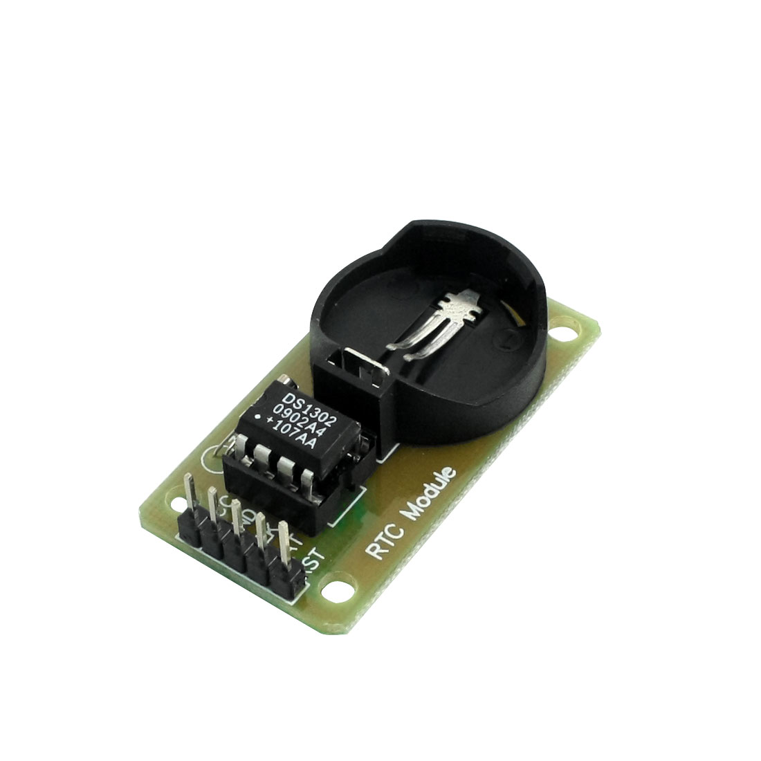 32.768KHZ 5Pins DS1302 I2C RTC Real Time Clock Module