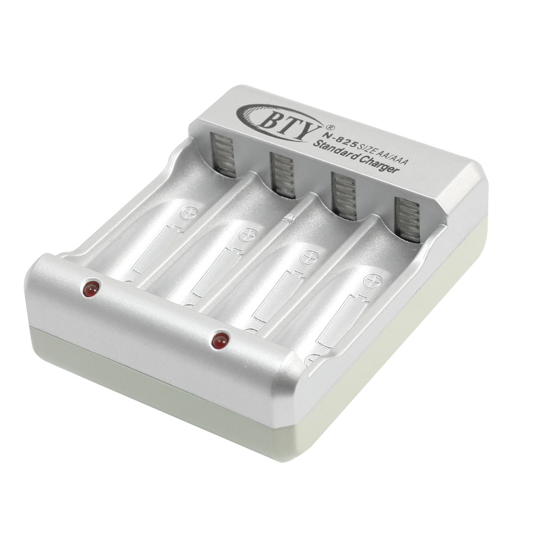 AC 100-240V EU Plug 4 x 200mA AA 4 x 150mA AAA 4 Charging Battery Charger