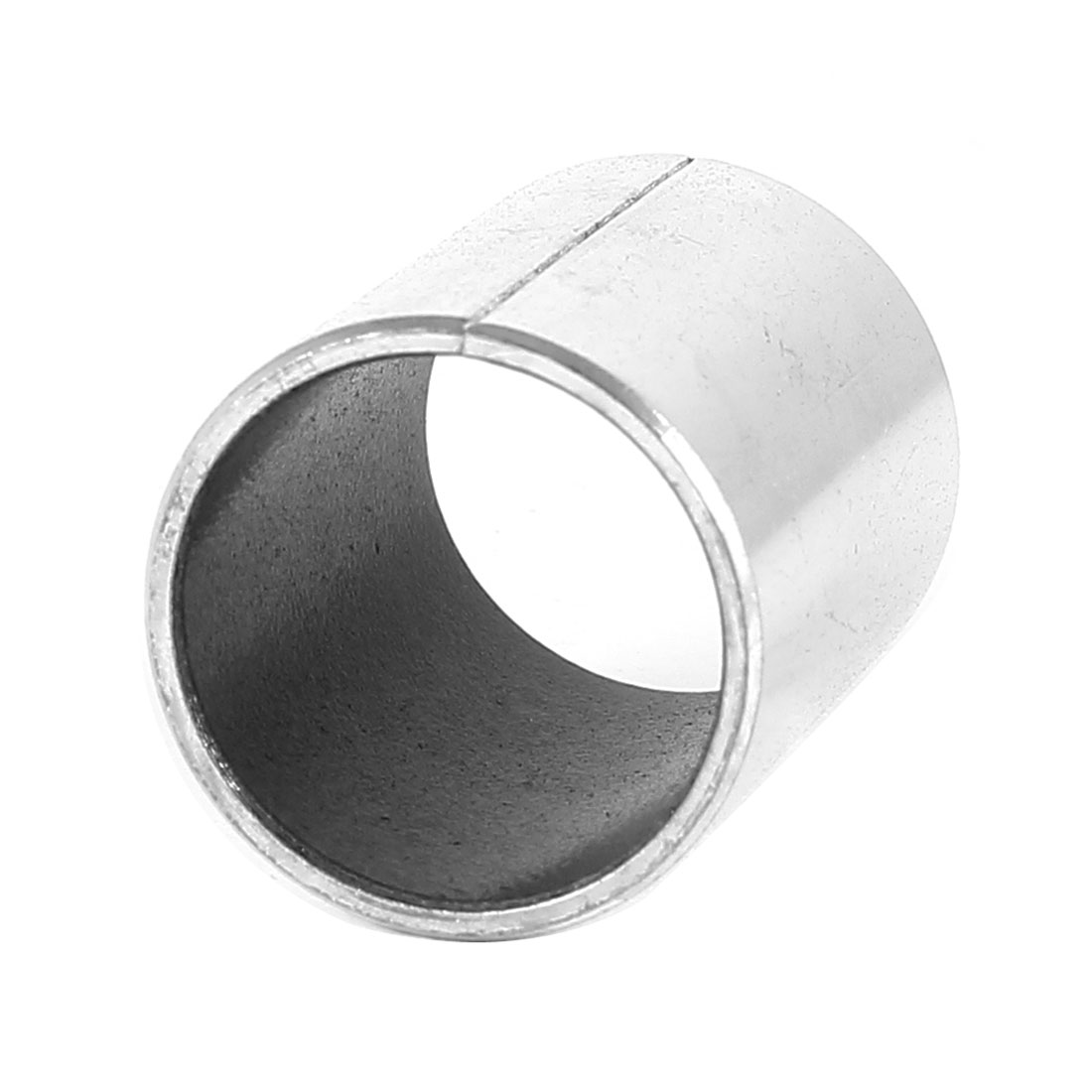 Silver Tone Self Lubricating Metal Plain Bearing Sleeve 30mm x 23mm x 20mm