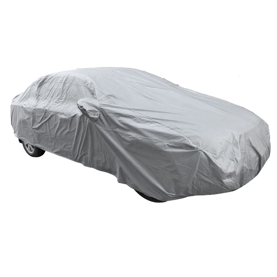 Gray Non-woven Anti-dust Sun Rain Resistant Car Cover Protector for Nissan Qashqai