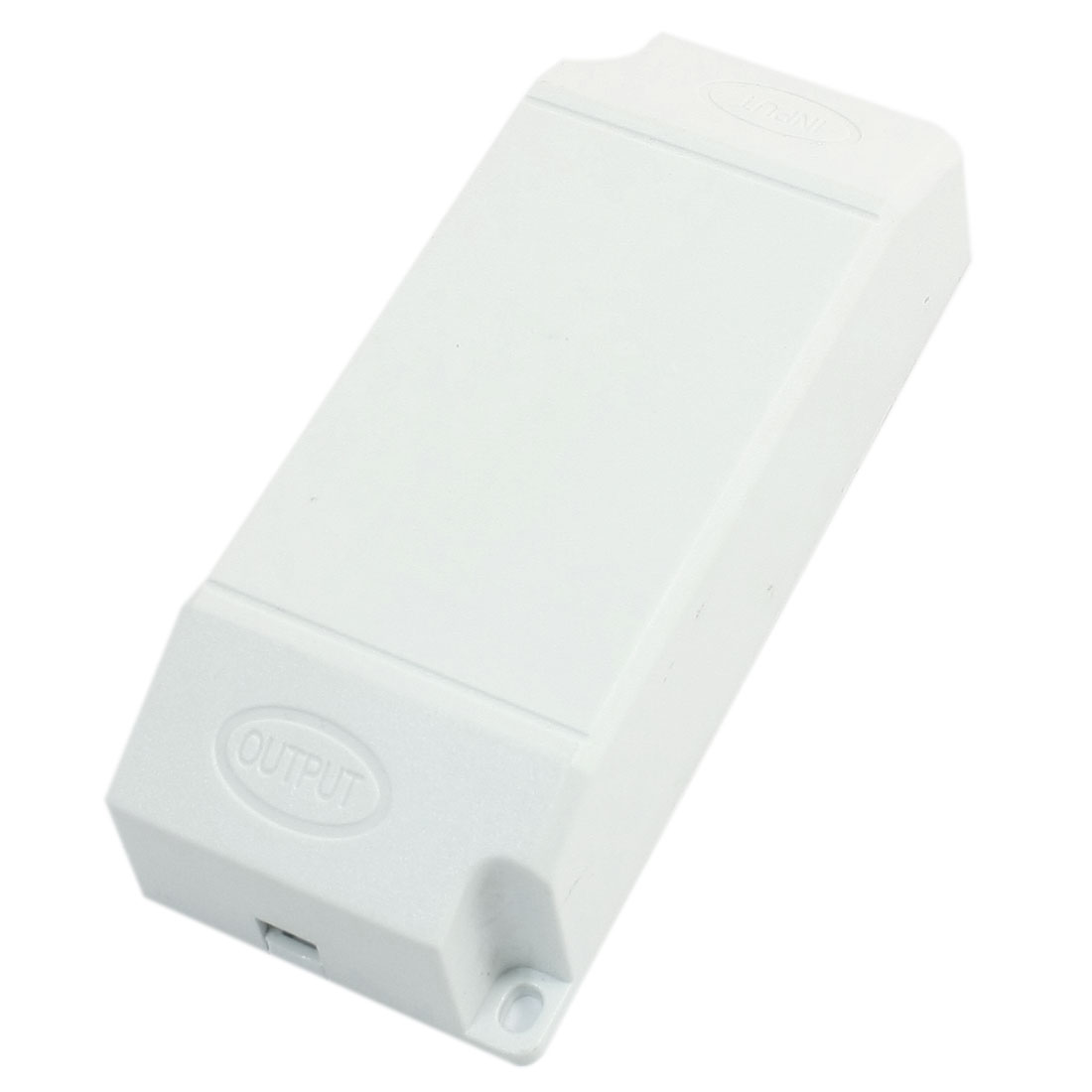 White Plastic 95x40x24mm Enclosure Junction Box Shell for LED Driver