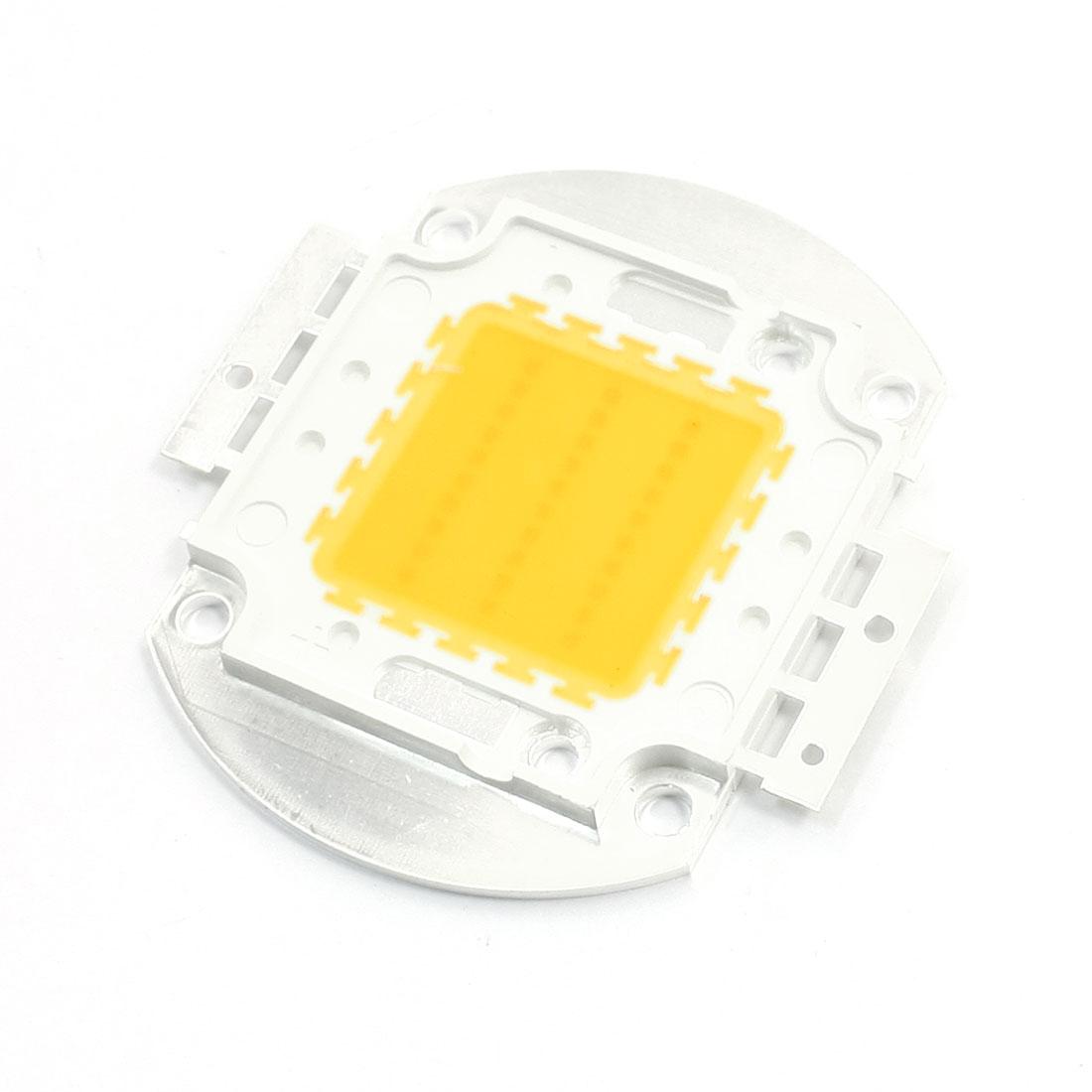 10C45QM DC 32-34V 1000mA 2600-2900LM 3000-3500K 30W Watt Warm White Lighting Lamp Light Bulb SMD Chip LED Emitter