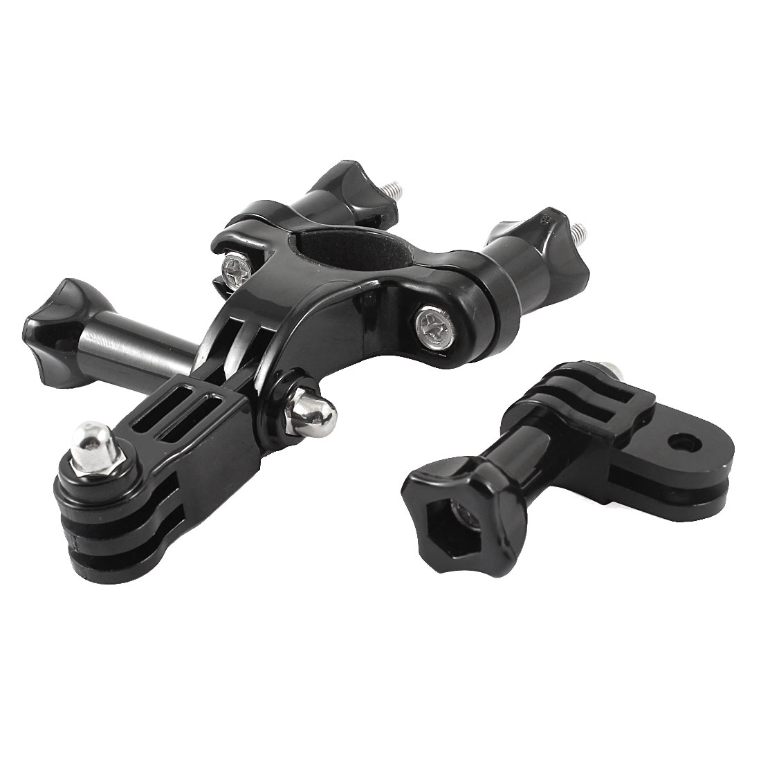 Mountain Bike Bicycle 3.5cm Handlebar Seatpost Pole Mount Holder Bracket for Gopro Hero 2/1 Camera
