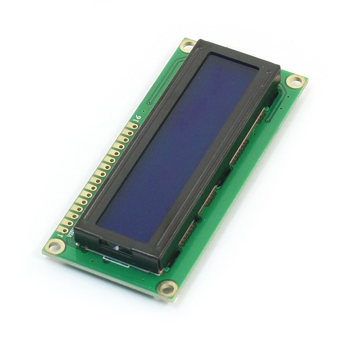 "Blue Screen 1602 16x2 Character Digital 2.6"" LCD Module for Microcontroller"