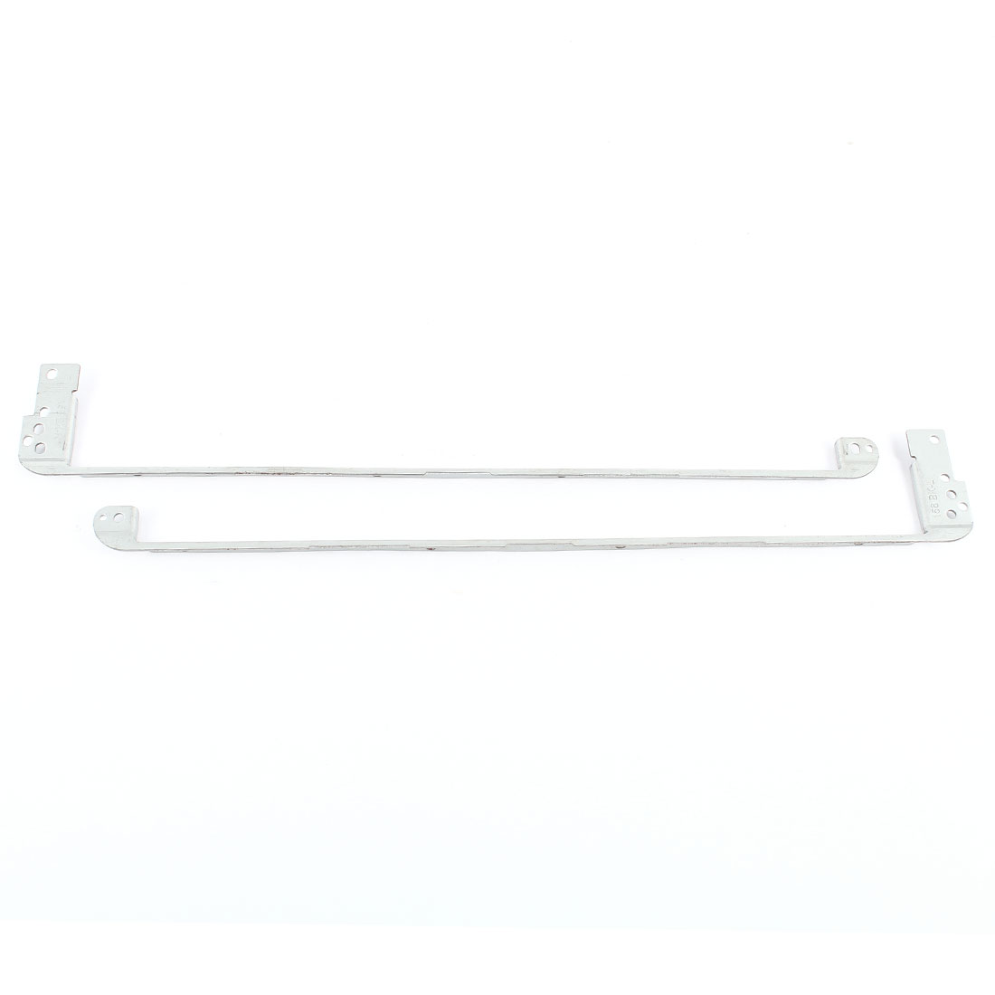 """Pair Left Right Laptop 15.6"""" Screen LCD Hinges Brackets for HP CQ60 G60"""