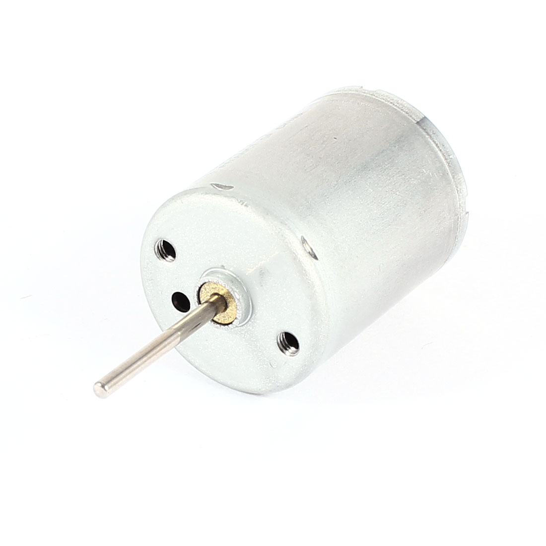 4500RPM Rotary Speed Cylinder Shape Vibration DC Geared Motor 12V 23A