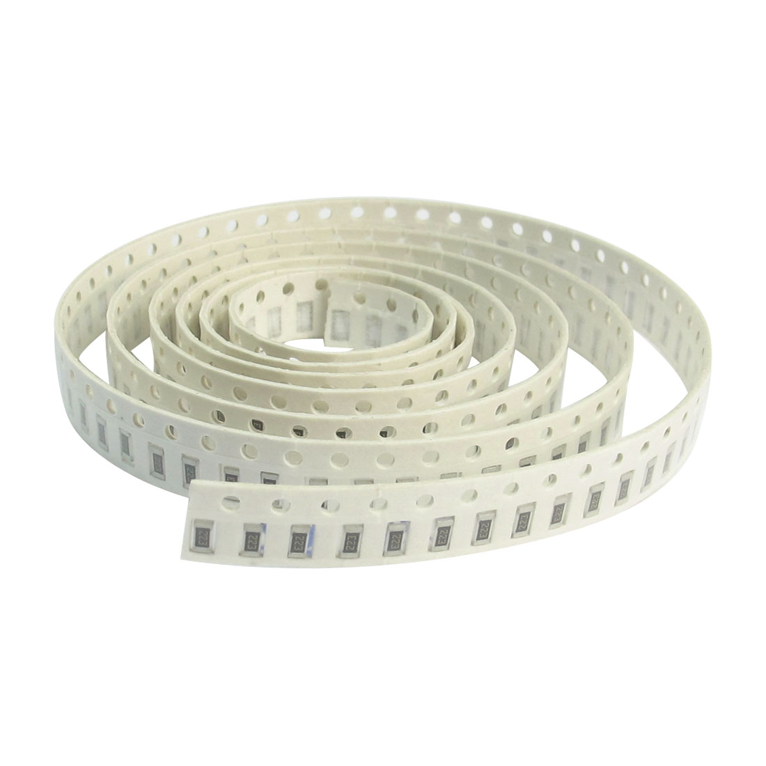 200Pcs 1206 22K ohm Resistance 1/4Watt 5% Tolerance Flexible Surface Mount SMD SMT Chip Resistors Strips