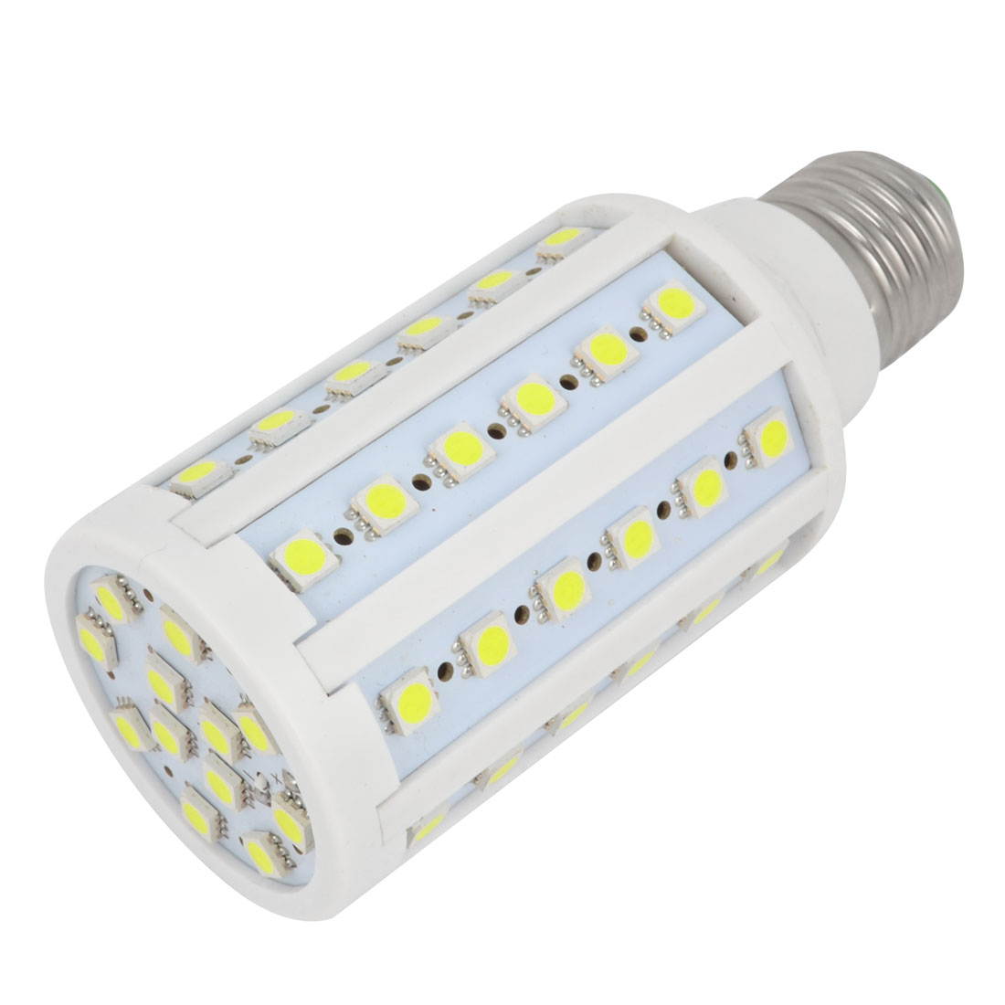 E27 Screw Base White 5050 SMD 60 LED Bulb Lamp Light 110V 12W 1080Lm