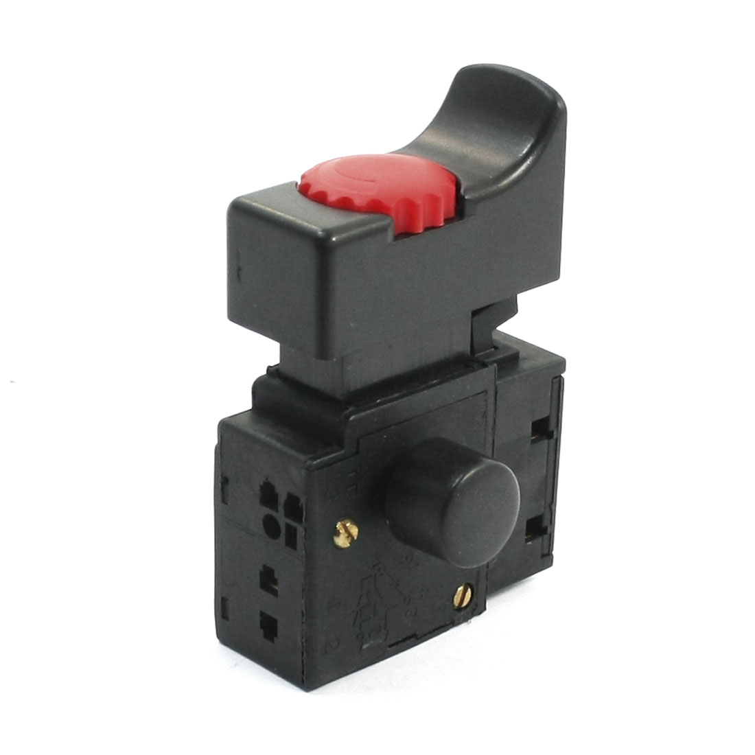 Repairing Locking DPST Trigger Switch FA2-4/1BEK for Electric Drill