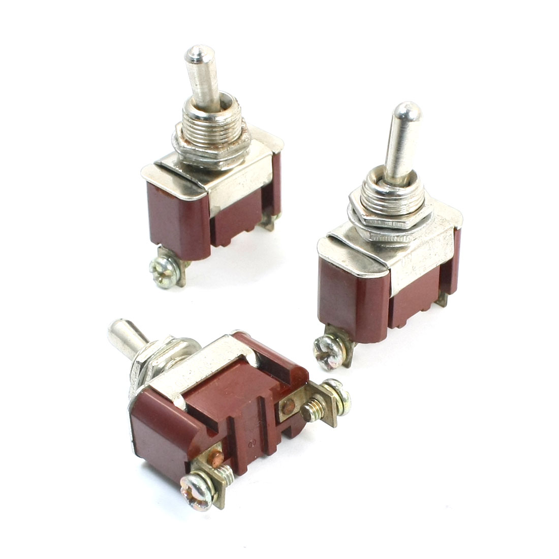 3 Pcs Panel Mount SPST Replacing 2 Position Toggle Switch for Keyang 100 Angle Grinder