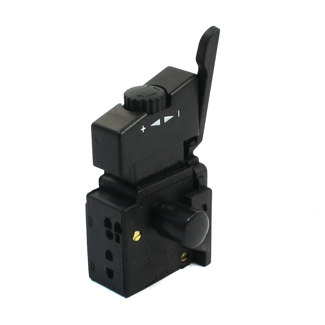 Speed Control Manual Locking DPST Trigger Switch FA2-4/1BEK for Electric Drill