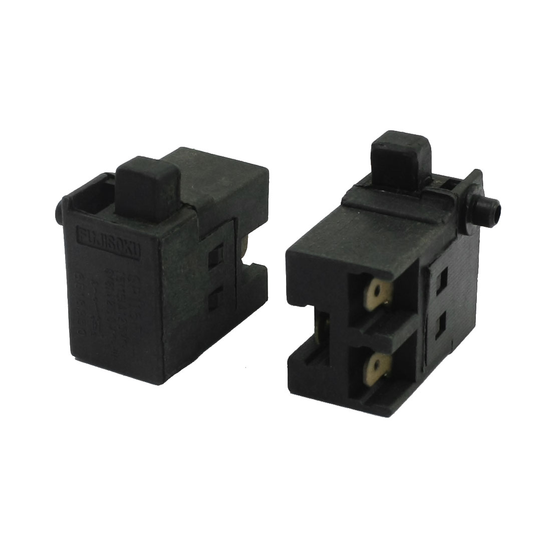 2pcs AC 125V 15A SPDT Momentary Power Switch for Makita 1030 Cutting Machine