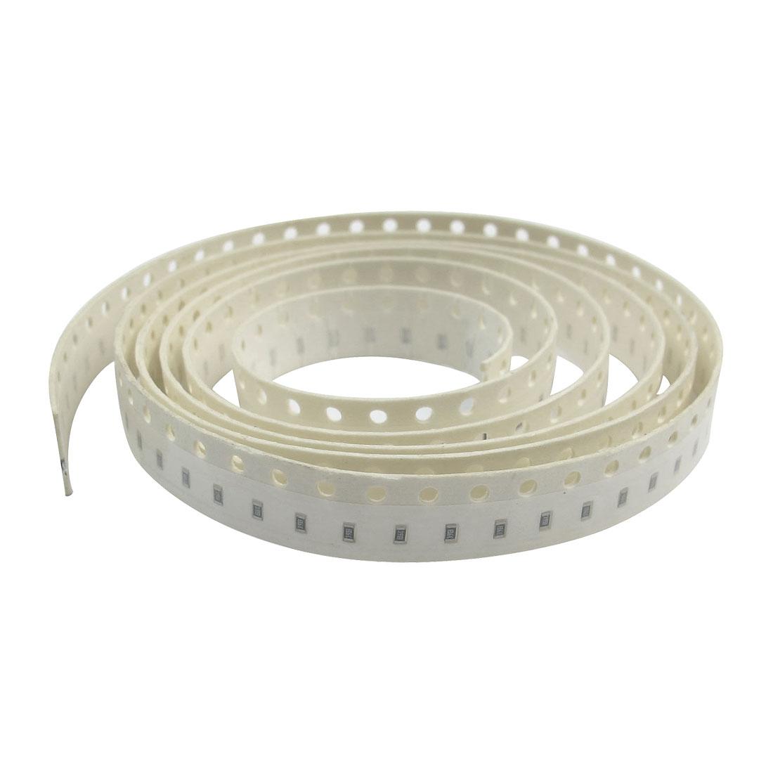 200 Pcs 0603 2.49K Ohm 1/10W 1% Tolerance Surface Mount Thin Film SMT SMD Chip Resistors