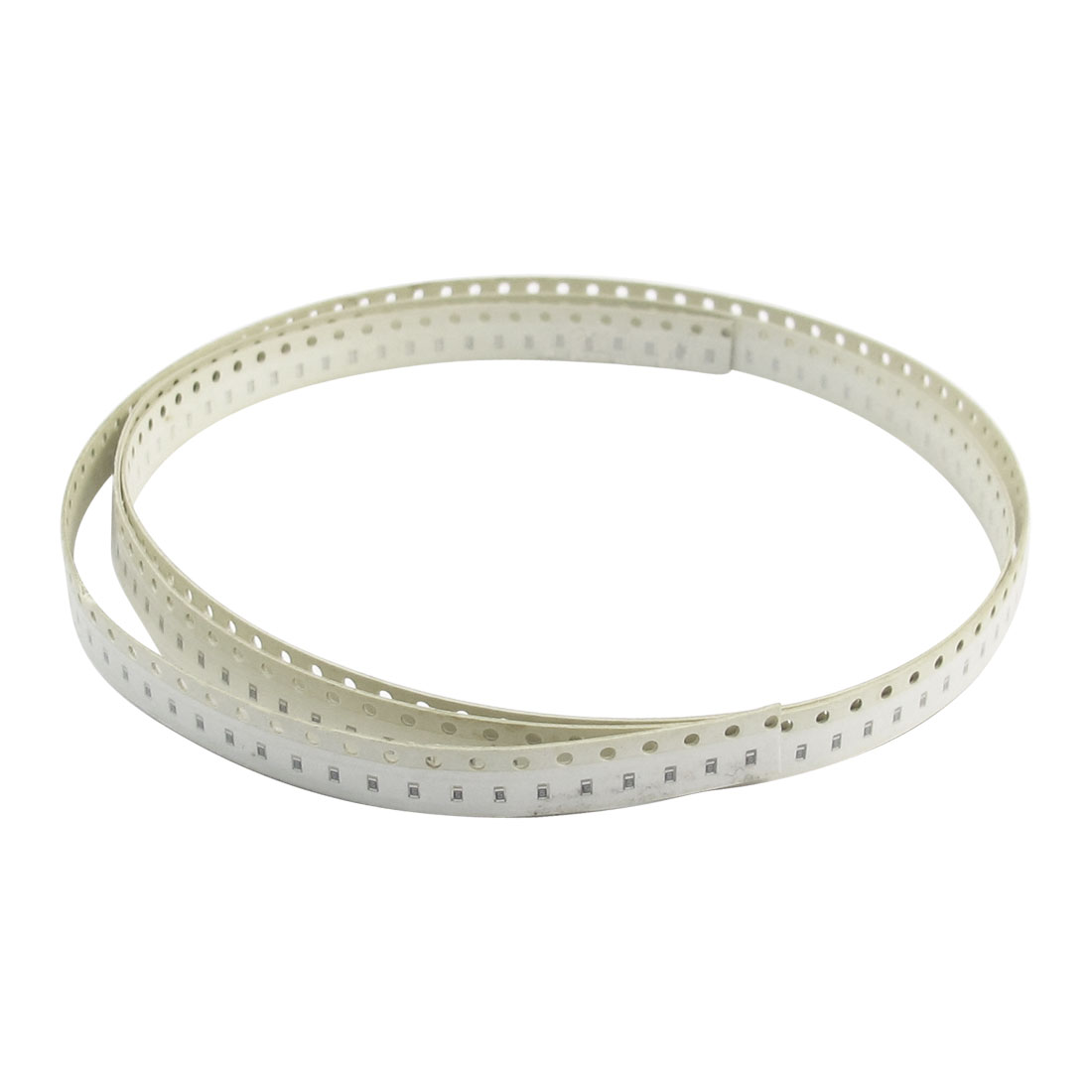 200 Pieces 0603 1608 2.2Ohm Resistance 1/16W Watt 5% Tolerance Surface Mounting SMT SMD Chip Fixed Resistors Strip