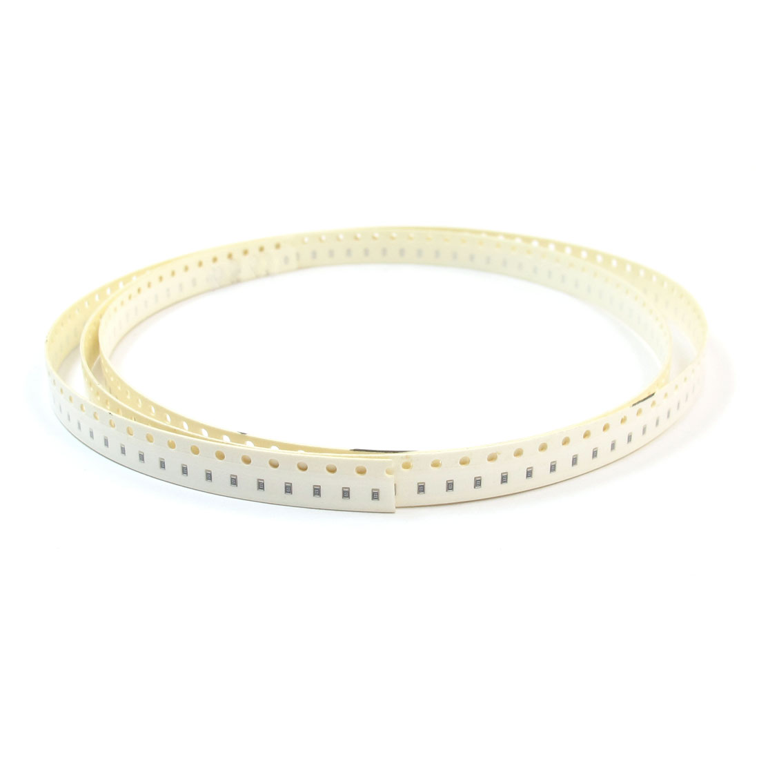 200 Pcs 0603 1608 7.5K Ohm Resistance 1/16W Watt 5% Tolerance Surface Mounted Film SMT SMD Chip Fixed Resistors Strip