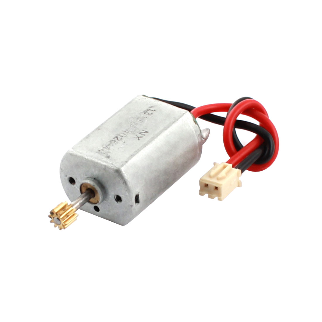 Silver Tone JST Plug 3.7V 45000RPM Back Motor for 8088-42/43 RC Helicopter