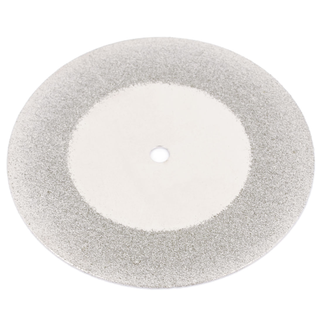 Silver Tone 50mm Dia Diamond Coated Glass Grinding Cutting Cut-off Wheel Disc