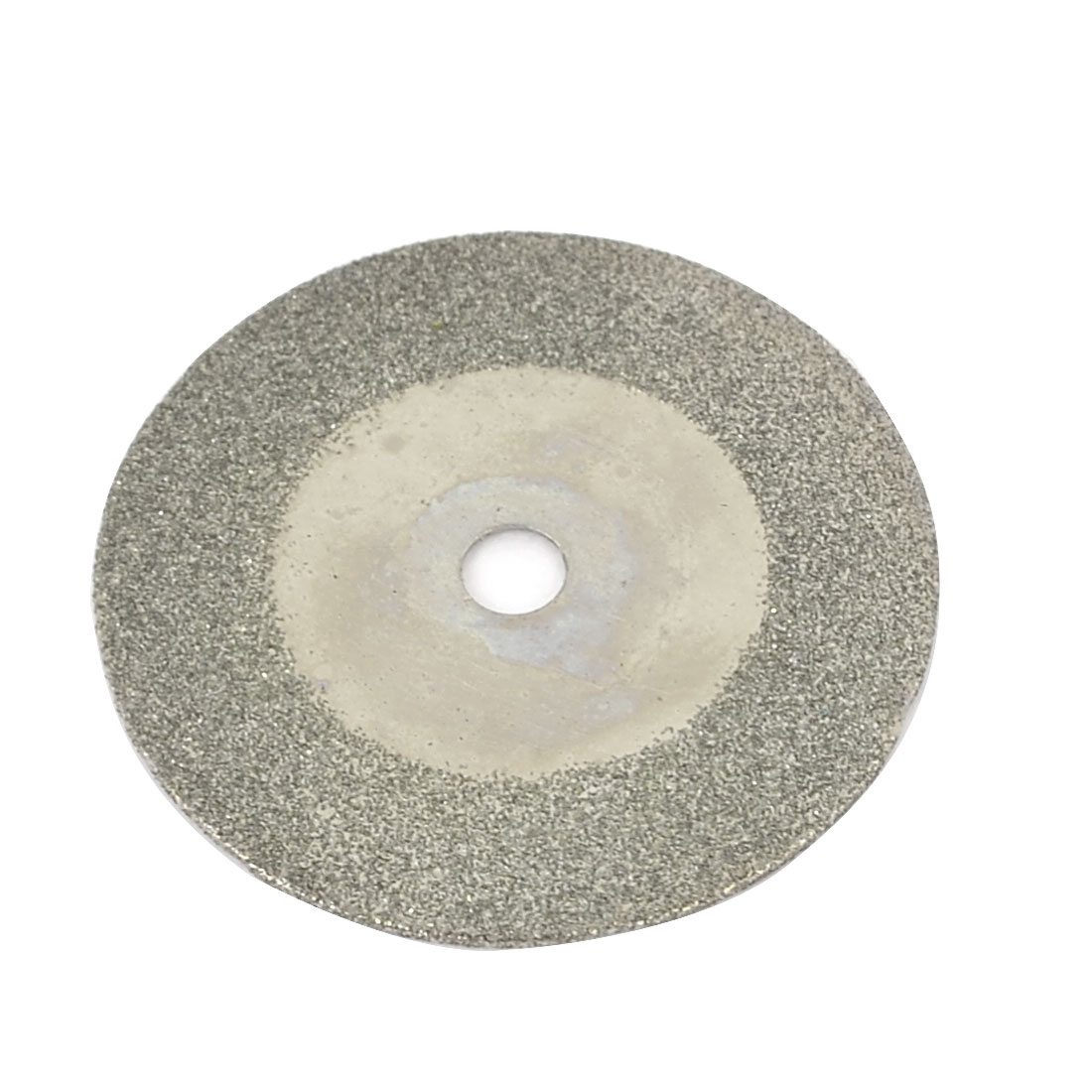Silver Tone 25mm Dia Diamond Coated Glass Grinding Cutting Cut-off Wheel Disc