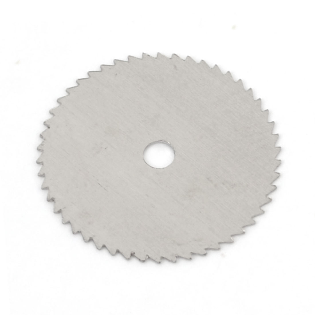 Silver Tone HSS Woodworking Circular 16mm Dia 2mm Arbor Hole Diameter 0.35mm Thickness Nitride Slitting Saw Cutter