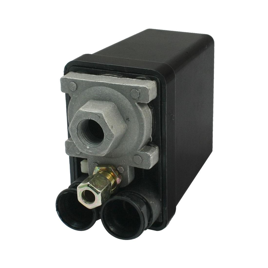 AC 240V 175PSI 1 Port Pressure Switch Control Valve for Air Compressor