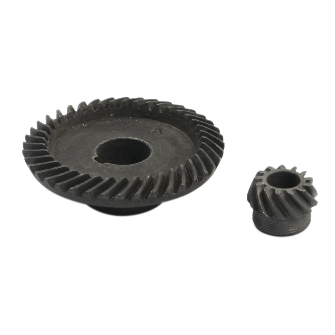 Power Tool Spiral Bevel Gear Set for Hitachi 150 Angle Grinder (Old Type)