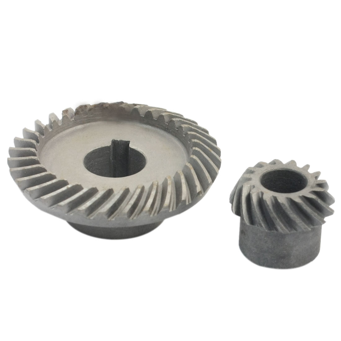 Replacement Metal Spiral Bevel Gear Set for Bosch GWS6-125 Angle Grinder