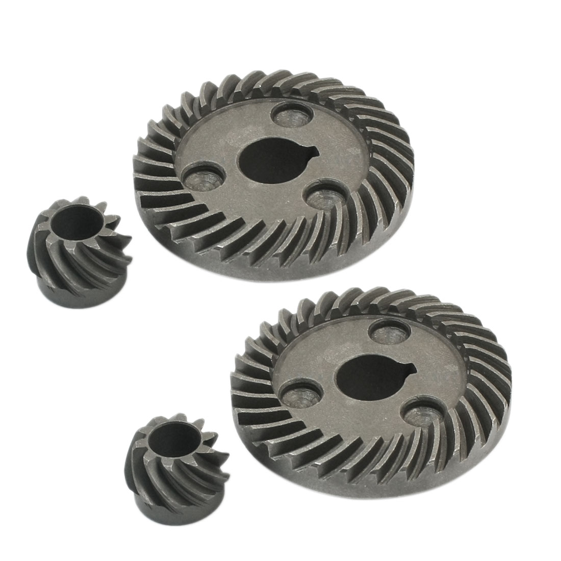 Replacement Spiral Bevel Gear 2 Set for Hitachi 100 Angle Grinder