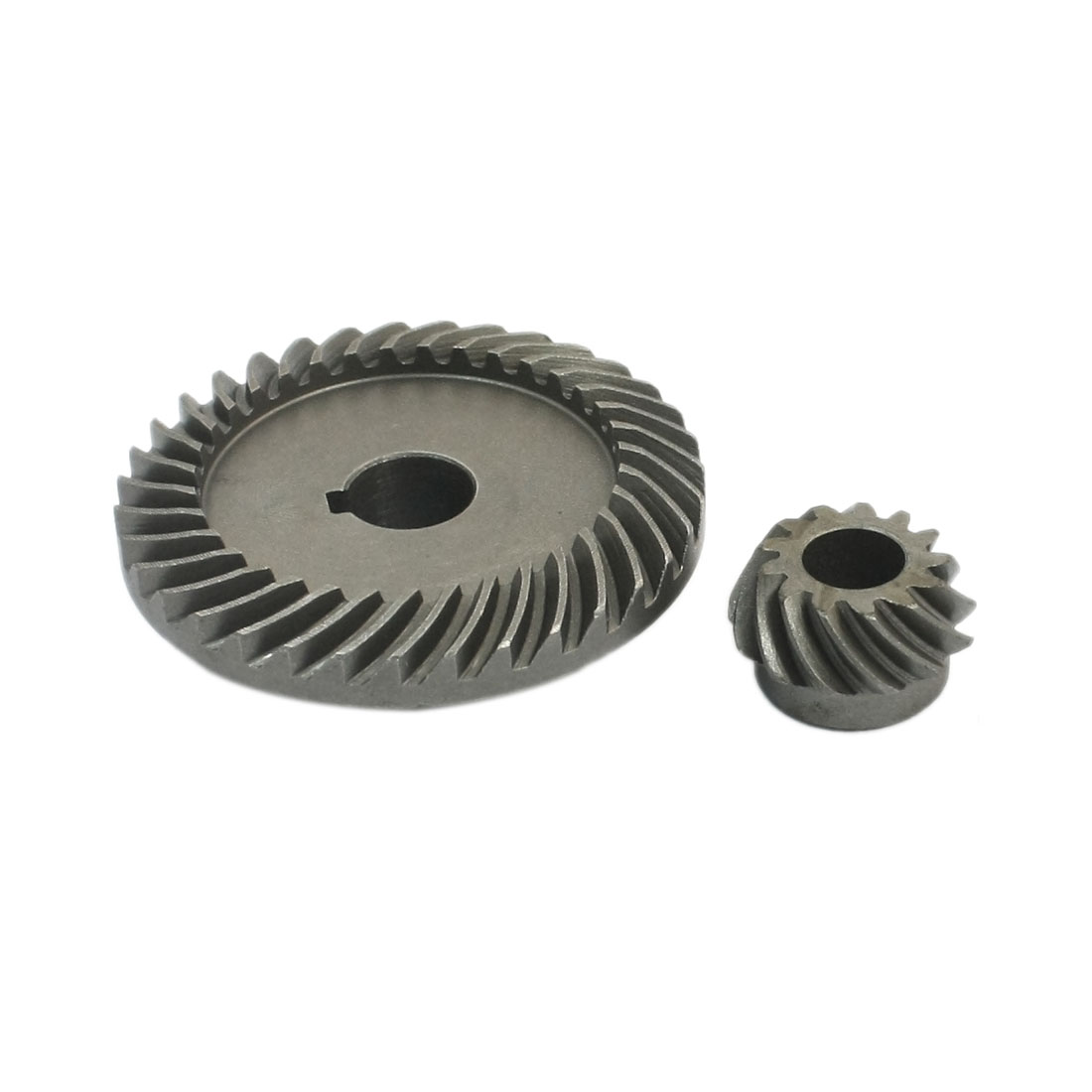 2 Set Power Tool Spiral Bevel Gear for LG 100 Angle Grinder